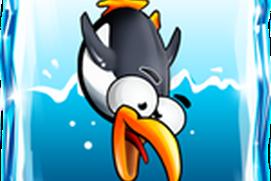 Diving Penguin