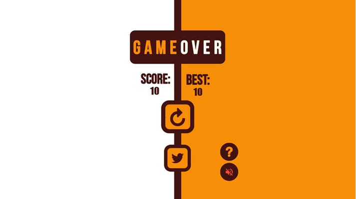 GameOver!