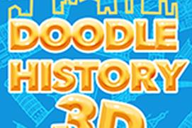 Doodle 3D: History Architecture