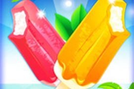 Ice Pop Candy Maker - Crazy Cooking Game