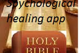 Psychological healing app