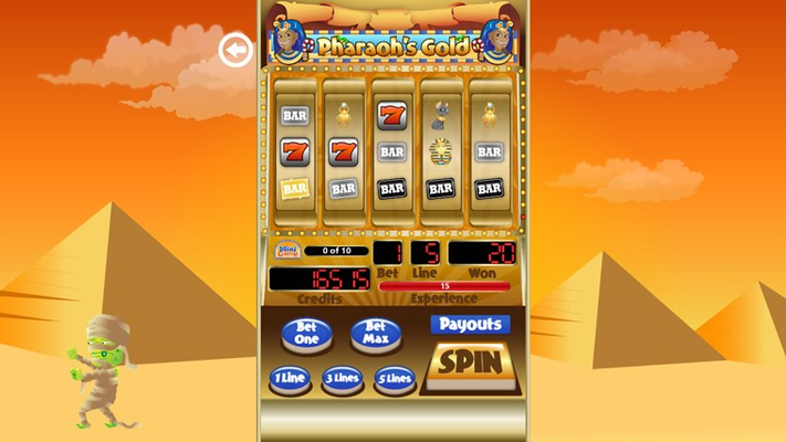 Fun and FREE slots for Windows 8!