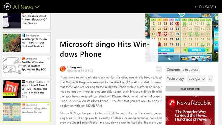 Appy Geek for Windows 8