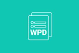 WPD File Opener