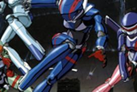 Anime Cloud: Bubblegum Crisis Tokyo 2040