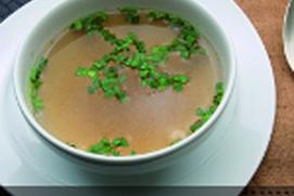 Recetas de caldo de la sopa
