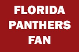 Florida Panthers Fan