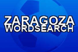 Zaragoza Wordsearch