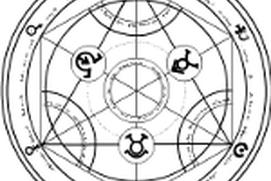 Fullmetal Alchemist Picture Jumble