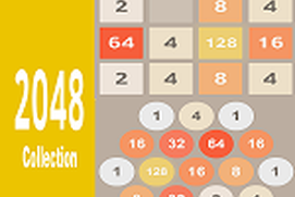 2048 Collection: 12 Game Boards