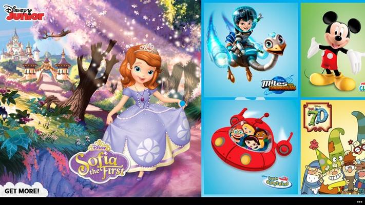 Welcome to WATCH Disney Junior!