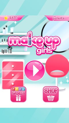 Stunning dress up and hairstyle makeover beauty fashion game