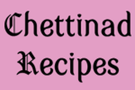 Chettinad Recipes