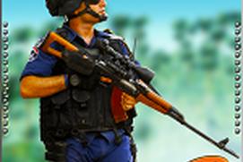 Police Sniper Cop Duty