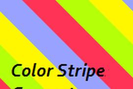 Color Stripe Generator