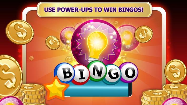 Use Power-Ups to Win Bingos!