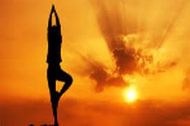 practice Yoga for beginners
