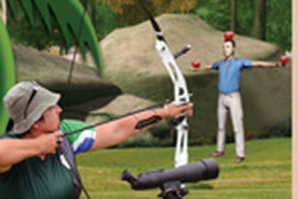 Archer Commando Training Apple Shooter