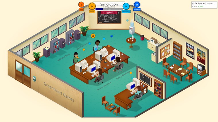 Game Dev Tycoon for Windows 8