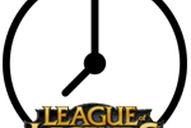 League Of Legends Timer Companion