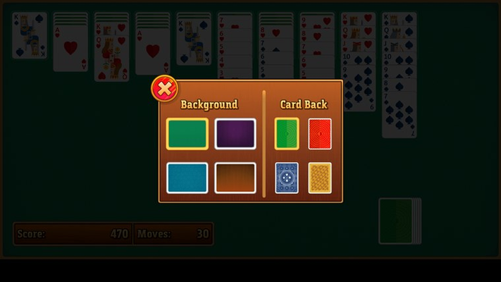 Simple Spider Solitaire for Windows 8