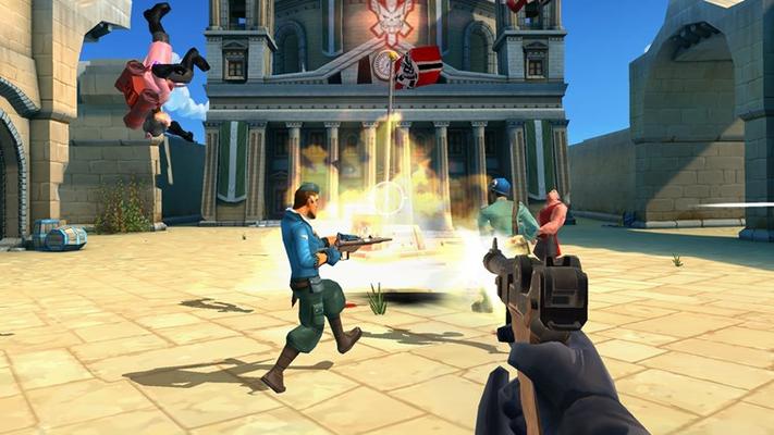 Multiplayer mayhem!