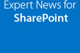 Expert News for SharePoint