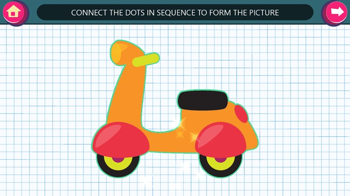 Dots-to-Dots