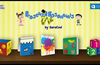 5 delightful learning games-letters and phonetics, numbers and counting, colors, shapes and tracing!