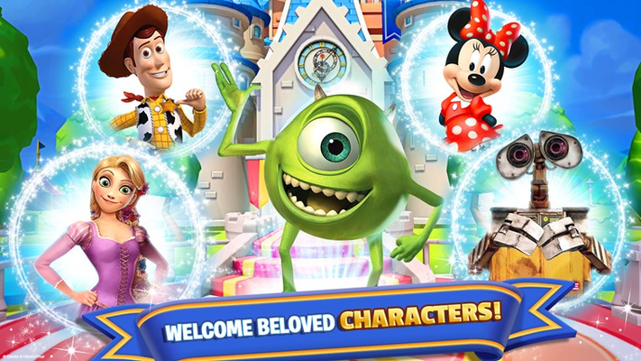 WELCOME BELOVED CHARACTERS!
