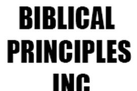 BIBLICAL PRINCIPLES INC
