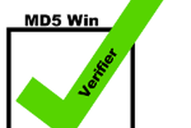 MD5 Win Verifier