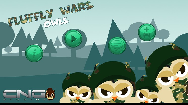 Owls at war!!!