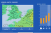 See temperature, precipitation, cloud, satellite, radar maps along with historical weather.