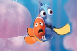 Finding Nemo Jelly Jump