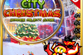 City Christmas - Hidden Object Game