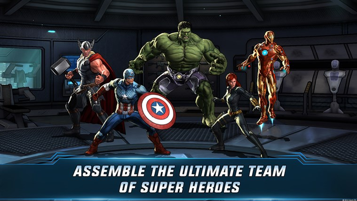 Marvel: Avengers Alliance 2 for Windows 8
