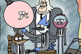 Regular Show All Seasons
