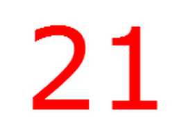 21st BlackJack