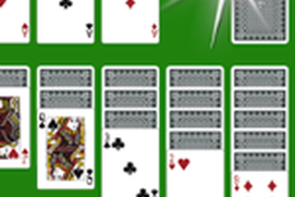 Klondike Solitaire Game Set
