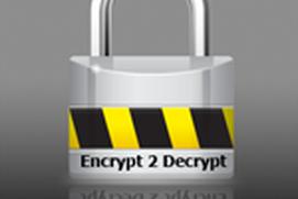 Encrypter 2 Decrypter