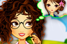 Geek Girl 2 Beauty Princess - Makeover Spa Salon