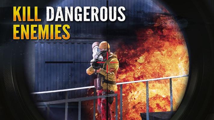 Kill dangerous enemies