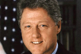 Bill Clinton Facts