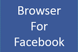 Browser For Facebook