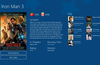 View movie details, cast lists, and watch movie trailers from the movie details page