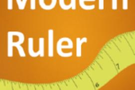 Modern Ruler