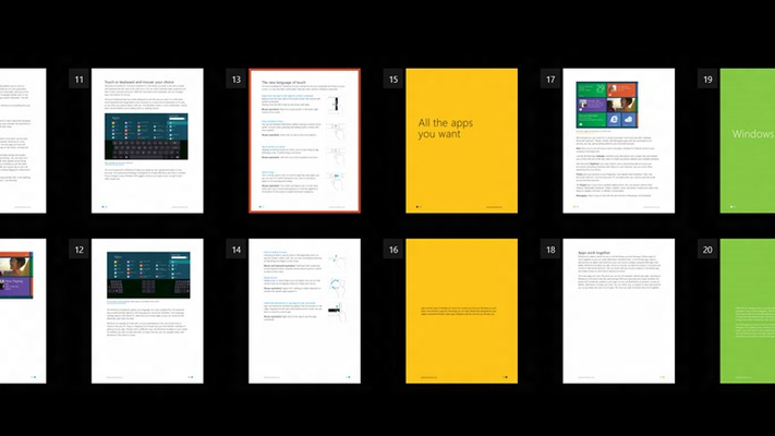Reader for Windows 8