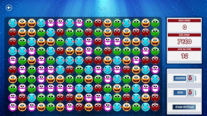 Happy Bubbles Theme