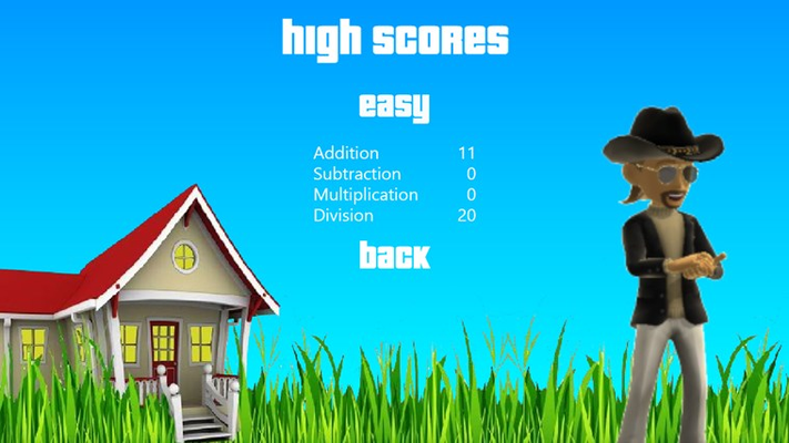 15 Seconds - High Scores
